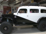 1942 Dodge Carryall restomod on Jay Leno's Garage