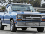 1983 Dodge/Shelby Pickup Concept, part of Carroll Shelby car collection
