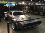Dom's Charger from Fast 8 via Jadatoys Instagram