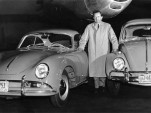 Porsche commemorates 75th anniversary of the order to build the Volkswagen