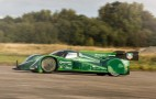 Drayson Racing Sets Three Records With Electric Le Mans Prototype