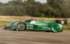 Drayson Racing Sets Four New Electric-Car Land Speed Records