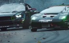 Mustang Goes Up Against A Murcielago In Drift Battle: Video