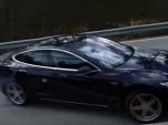 Drifting a Tesla Model S