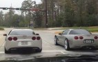 Street Racing Corvette Drivers May Face Charges Following Crash: Video