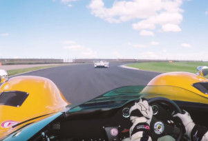 Watch Bruce McLaren's 1967 M6A hit the track after 50 years