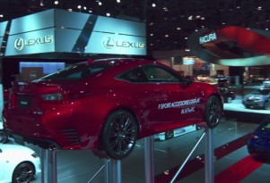 Can't Make It To The New York Auto Show? Take A Drone Tour: Video