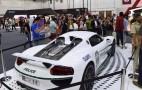 Dubai Police Add Porsche 918 Spyder To Growing Supercar Fleet