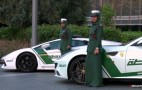 Dubai police cars are the world's fastest