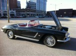 Duff Goldman's 1962 Chevrolet Corvette
