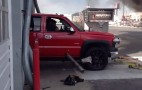 Done-Up Duramax Deletes Driveshaft On Dyno