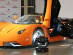 E.M.M. Marussia Russian sports car