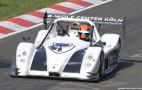 e-Wolf Alpha 1 SRF Electric Track Car Spy Shots