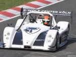 e-Wolf Alpha 1 SRF electric track car
