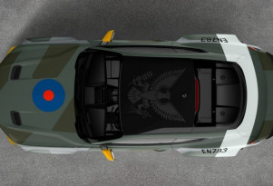 The Eagle Squadron Ford Mustang