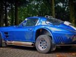 East-African Safari Rally Corvette Grand Sport