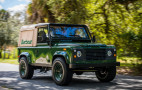 Fashion label Barbour commissions bespoke Defender to celebrate Land Rover-inspired line