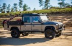 East Coast Defender offering V-8-powered Land Rover Defenders in US