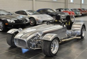 eBay find: Cosworth-powered Lotus 7