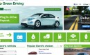eBay Green Driving Website (Screenshot)