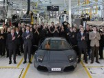 eBay Watch: Lamborghini Murcielago No. 3000 on sale