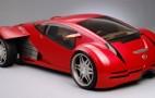 eBay Watch: Lexus 2054 concept from 'Minority Report'