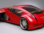 eBay watch: Lexus 2054 Concept from Minority Report