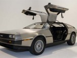 eBay Watch: Sketches of the De Lorean sedan that never was