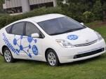 TCC Drives A Hydrogen Prius