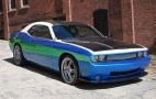 Eco Dodge Challenger Runs on Gas and Electric Power