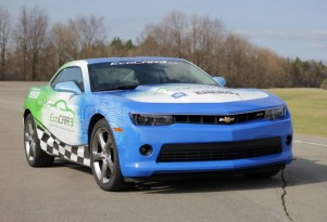 How A Chevy Camaro Gets Greener: Student Competition In EcoCar 3