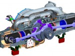 EcoMotors OPOC engine diagram