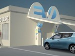 ECOtality charge station design by Mark Lee Johnston