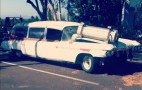 Fans Want To Preserve Dilapidated Ghostbusters Car