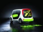 EDAG Light Car Sharing Concept
