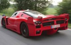 Edo Competition modifies the Ferrari FXX to be street-legal