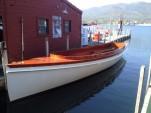 Elco Motor Yachts - 1899 'Wenona' launch - electric boat