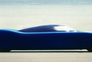 U.K. Team to Attempt Electric Car Land Speed Record in 2013