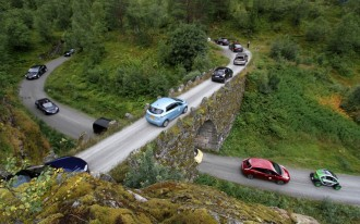 Norway may ban all gas & diesel cars, starting in 2025
