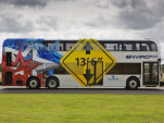 Electric double-decker bus by Alexander Dennis