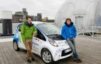 Long-Distance Electric-Car Trip: Two French Guys, One i-MiEV