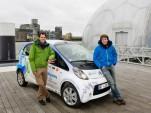 Electric Odyssey: Citroen C-Zero around the world
