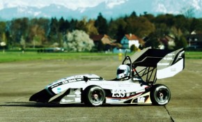 Electric racer Grimsel sprints to 62 mph in just 1.513 seconds