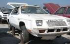 1981 Jet 007: Retro Chrysler-Based Electric Car On eBay