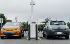 Really fast electric-car charging stations coming to a Walmart near you