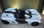 Elemental RP1 track car set for Goodwood debut