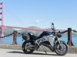 Energica Electric Motorcycle road trip uses only DC fast-charging
