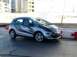 First Drive: Chevy Bolt EV 200-Mile Electric Car Development Vehicle