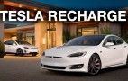 Can a big enough hill recharge a Tesla?