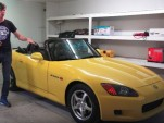 Engineering Explained bought a Honda S2000 as a project car